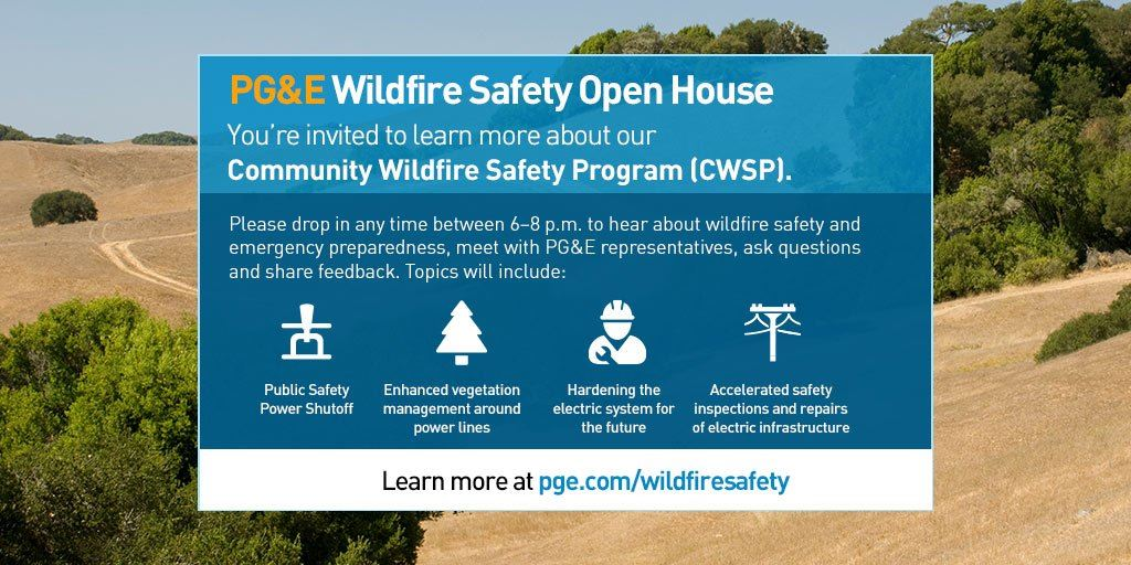 PGE-Wildfire-Safety-Open-House